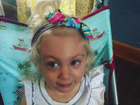Toddler diagnosed with 'childhood Alzheimer's'