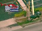 1 dead after stolen Lexus smashes into pole