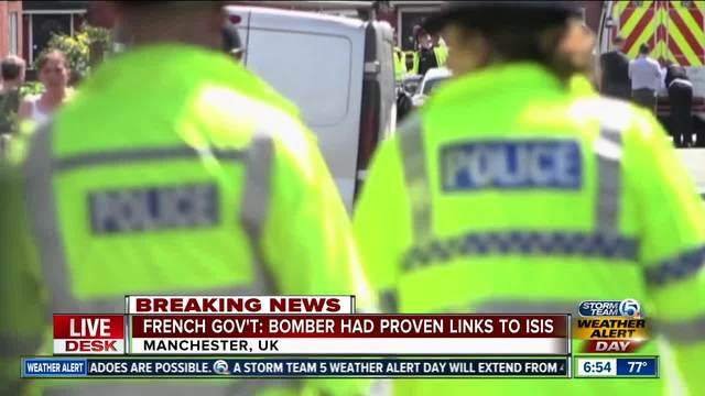 3 more arrests made in Manchester concert attack