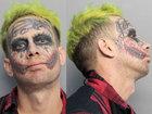 Miami 'Joker' accused of pointing gun at cars