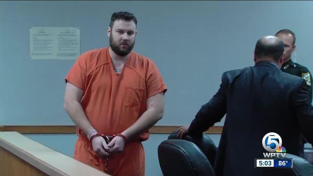 Evan Cramer- Former deputy returns to court