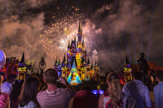 PICS: New Fireworks Show Debus at Magic Kingdom