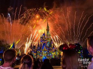 New fireworks show debuts at Magic Kingdom