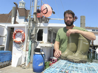 Man shares his tale of 12 hours floating at sea
