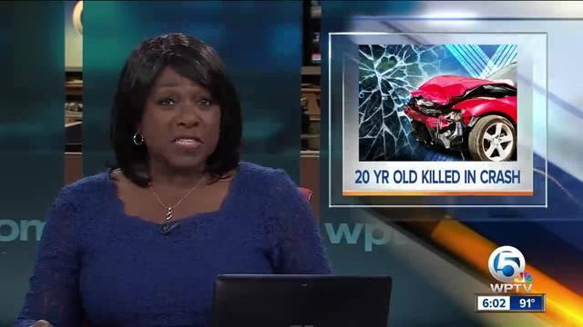 20-year-old woman killed in Deerfield Beach crash