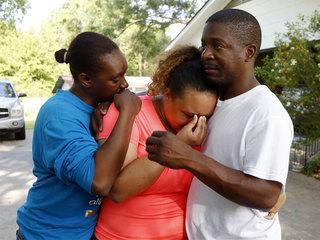 Teen dies shielding cousin from gunfire