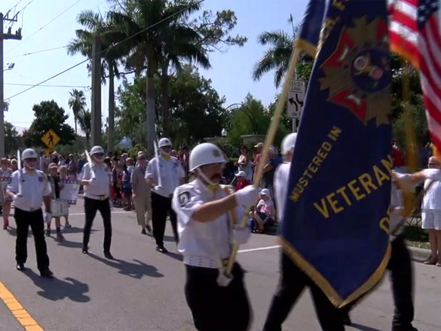 City of Stuart holds its annual Memorial Day parade