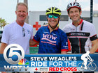 Photos: Steve Weagle's Ride for the Red Cross