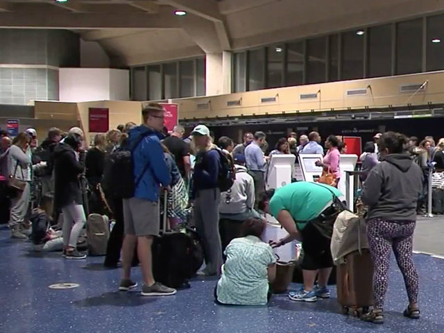 Alaska Airlines flight diverted to Kansas City