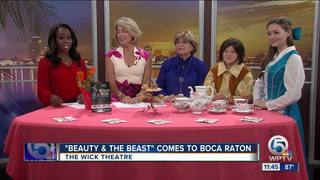 'Beauty and the Beast' at Boca's Wick Theatre