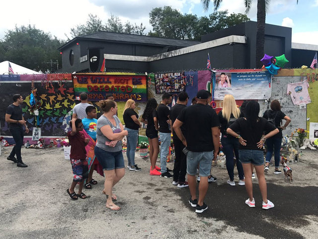 Vigil for Pulse Nightclub victims draws thousands