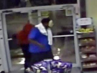 Men in clown masks rob So. Fla. gas station