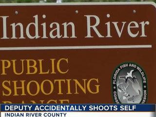 IRCSO deputy injured at firearms range