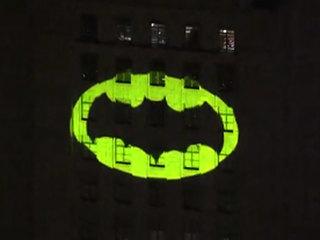 Bat-Signal lights up LA in Adam West tribute