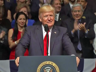 Trump atty says pres. not under investigation