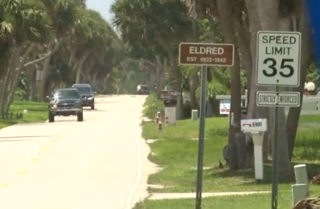 Increased enforcement on Indian River Drive