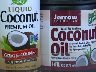 Heart Association advises not to eat coconut oil