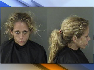 Woman arrested for abandoning boy in Vero Beach