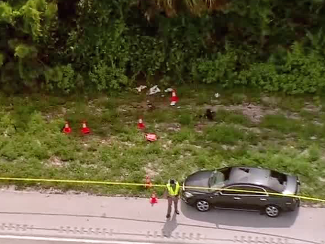 Road Rage Stabbing In Palm Beach