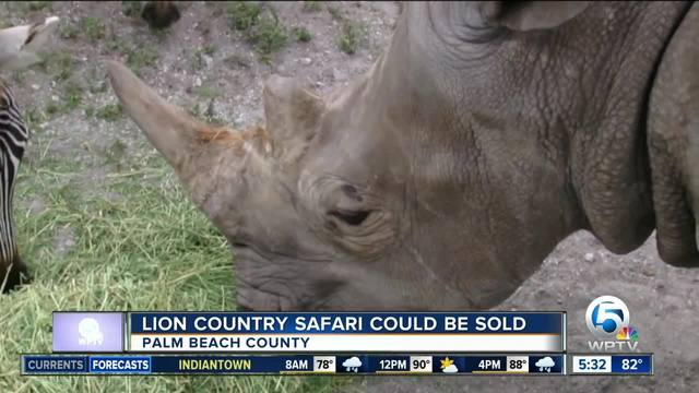 Lion Country Safari to be sold to CT naturalist