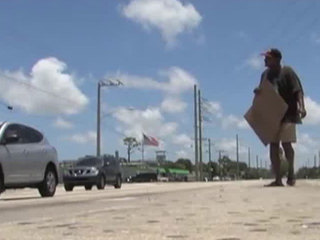 New Lake Worth ordinance restricts panhandlers