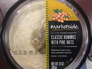 Hummus flavor sold at Walmart, Target recalled