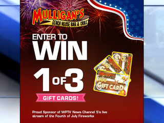 Enter to win a Mulligan's gift card