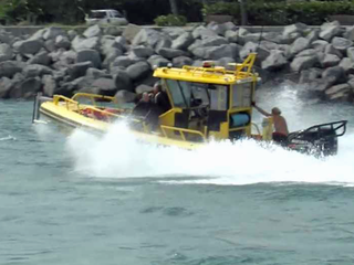 Sea Tow captain who found missing divers speaks