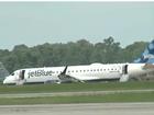 JetBlue plane to Fla. makes emergency landing