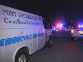 1 killed, 4 injured in Fort Lauderdale shooting
