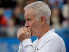 John McEnroe wants today's players to get mad