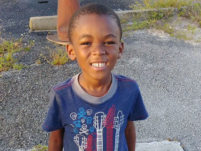 Police trying to find family of boy found today