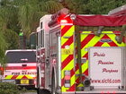 Lightning may have sparked Fort Pierce fire