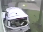 Violent bus crash caught on camera