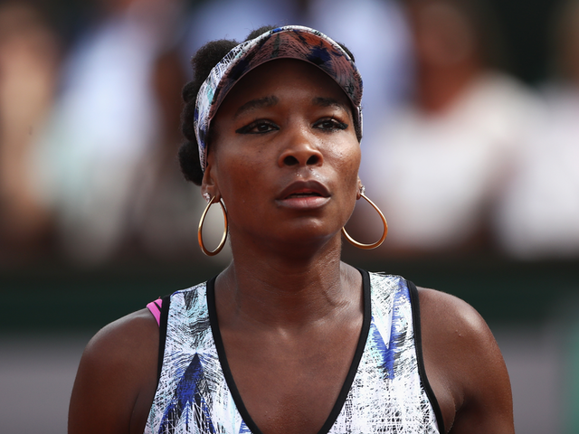 Tennis star Venus Williams involved in Palm Beach Gardens crash in which…