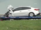 One person dies in crash near Palm Beach Int'l