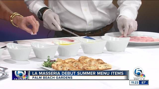 La Masseria Debuts Summer Menu Items