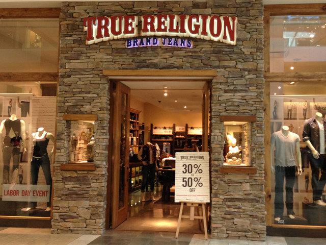 true religion latest retailer to seek bankruptcy. Black Bedroom Furniture Sets. Home Design Ideas