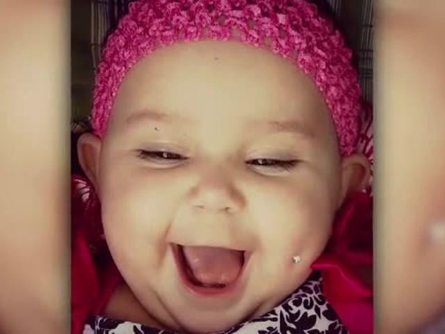 Mom gets death threats after posting photo of baby's 'piercing'