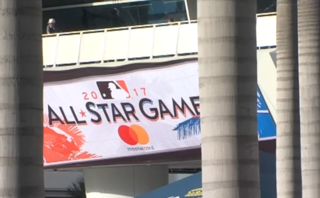 How was Miami as host city for All-Star Game?