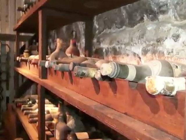 Museum project unearths Revolutionary War-era wine
