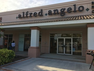 Is Alfred Angelo Bridal going out of business?