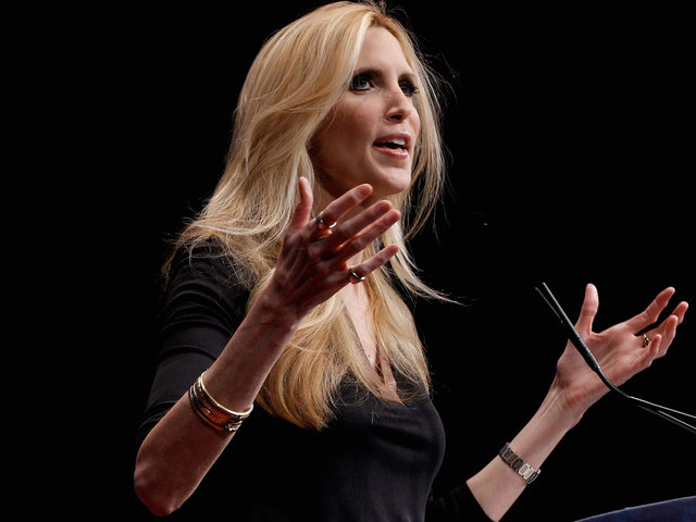 Delta fires back at Ann Coulter after she rages about seat reassignment
