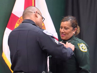 New promotions at St. Lucie Co. Sheriff's Office
