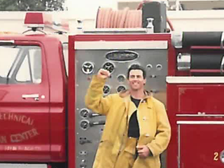 Family, friends remember fire inspector