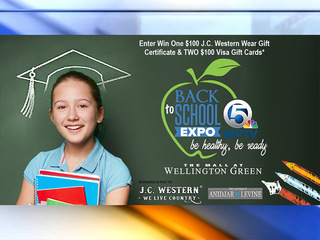 Enter the back to school contest