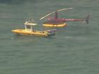 WWE exec makes emergency ocean landing