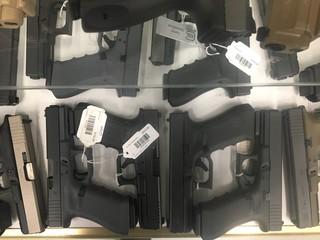 Gun sales exceeding expectations