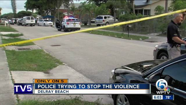 More retaliatory shootings in Delray Beach neighborhood