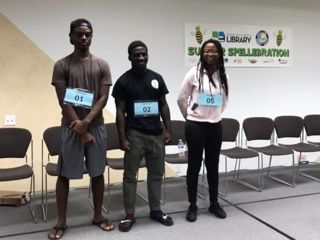 Delray hosts first summer spelling bee